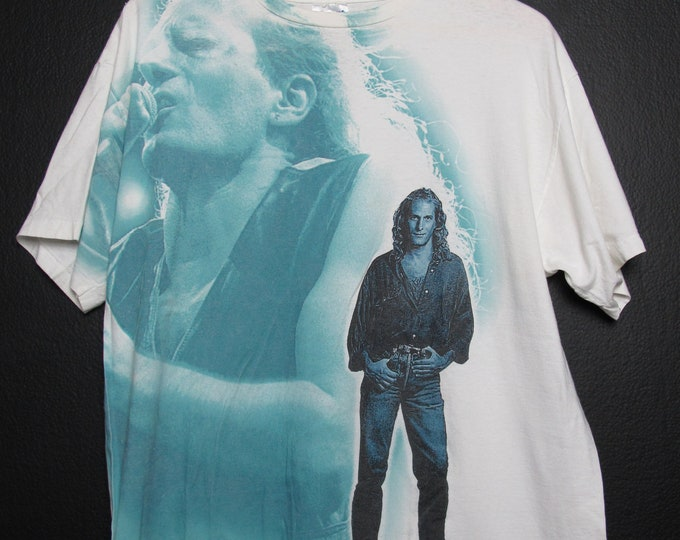 Michael Bolton World Tour 1994 vintage Tshirt