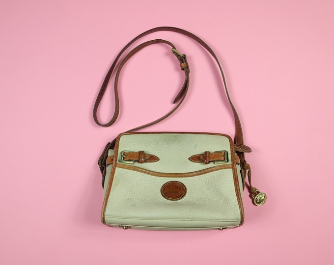 Dooney & Bourke Vintage Crossbody Handbag Purse