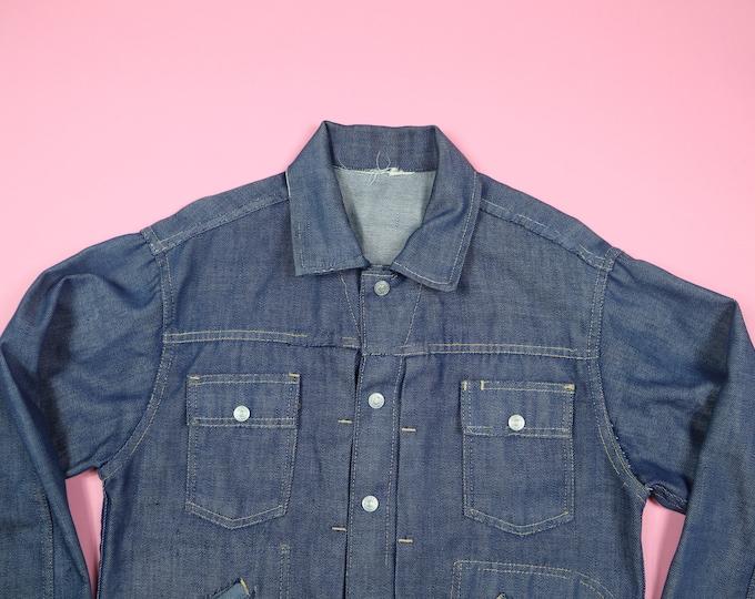 JC Penny Ranchcraft Vintage Denim Jacket