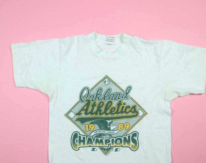 Oakland Athletics MLB Starter 1990s vintage Tshirt