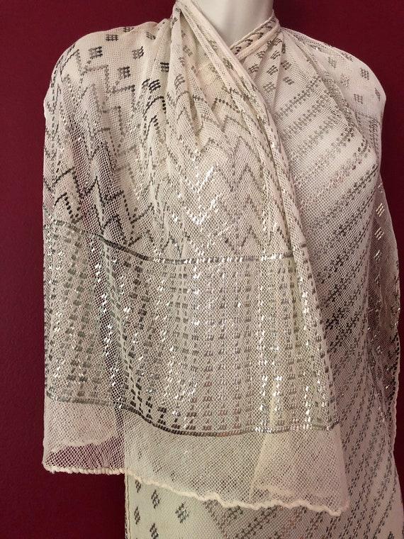Diamonds & Vines Luxury Egyptian Assuit Vintage Sh