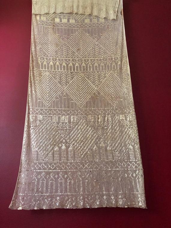 Art Deco Diamond 1930 Egyptian Vintage Assuit BARG