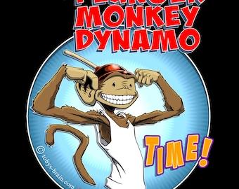 It's Plunger Monkey Dynamo Time 2.0