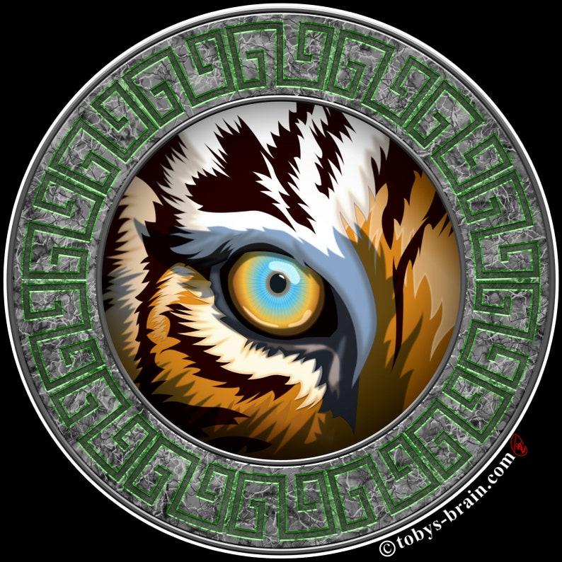 Tiger Eye EARTH image 1