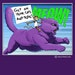 GreenDragyn reviewed PMD Riding a Purple Cat