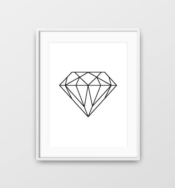 picture regarding Printable Diamond Shape identify Diamond, Minimalist Wall Artwork, Geometric Print, Printable Wall Artwork, Innovative Artwork, Diamond Condition, Minimalist Wall Artwork, Geometric Diamond, Print
