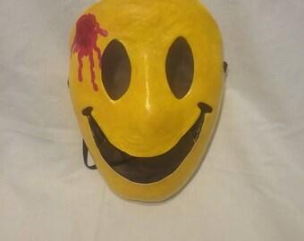 Smiley Mask Etsy
