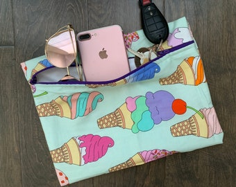 Wetbag, Ice Cream Print