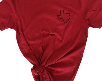 School Tshirt, Texas Tech University