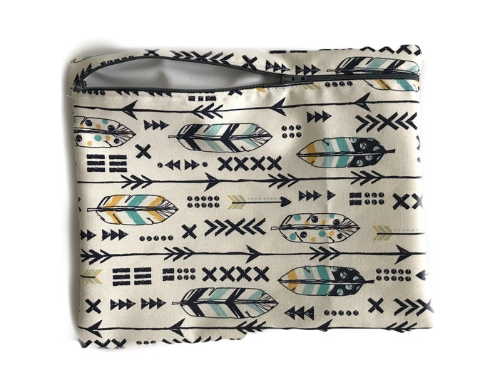 Feathers & Arrows Wetbag