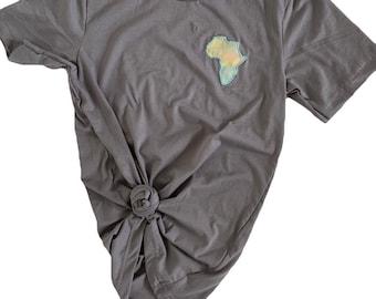 Africa Tee / Support adoption Tshirt