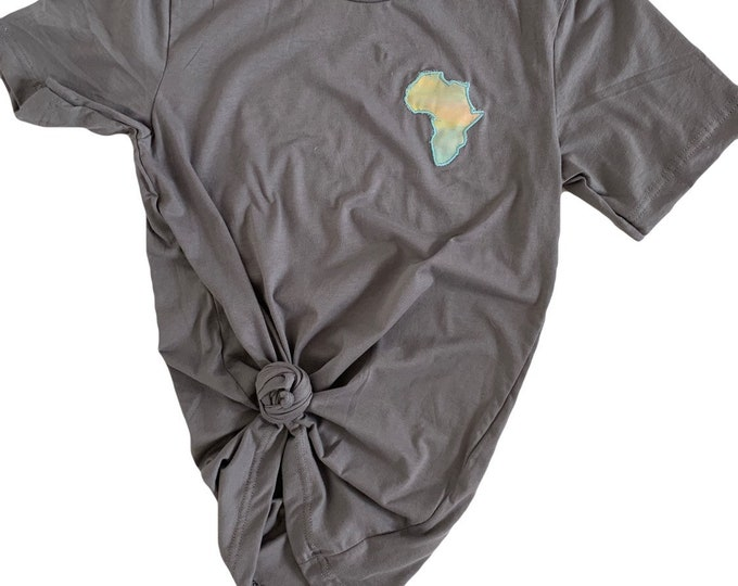 Africa Tee / Support adoption Tshirt