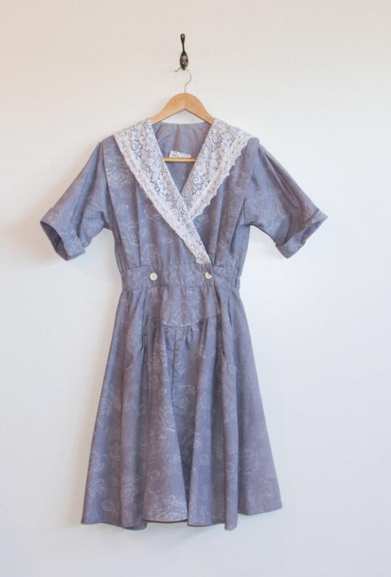 Floral Prairie Day Dress
