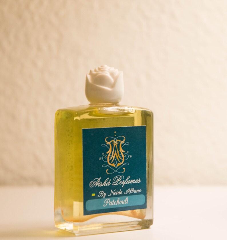 Natural Handmade Patchouli Oil Perfume