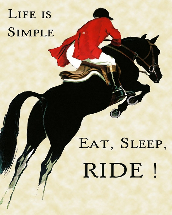 World/'s Fair Horse Show Chicago English Saddle Vintage Poster Repro FREE SHIPP