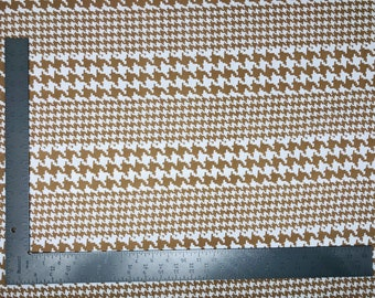 Liverpool Knit Houndstooth Print Fabric by the yard