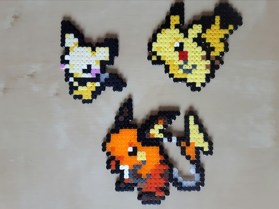 Family Pikachu Pokémon