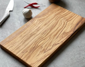 Olive Wood Cheese Board | Premium Italian Olive Wood | Bread Cutting | Charcuterie Serving | Carving | Chopping | Cheeseboard | Sustainable