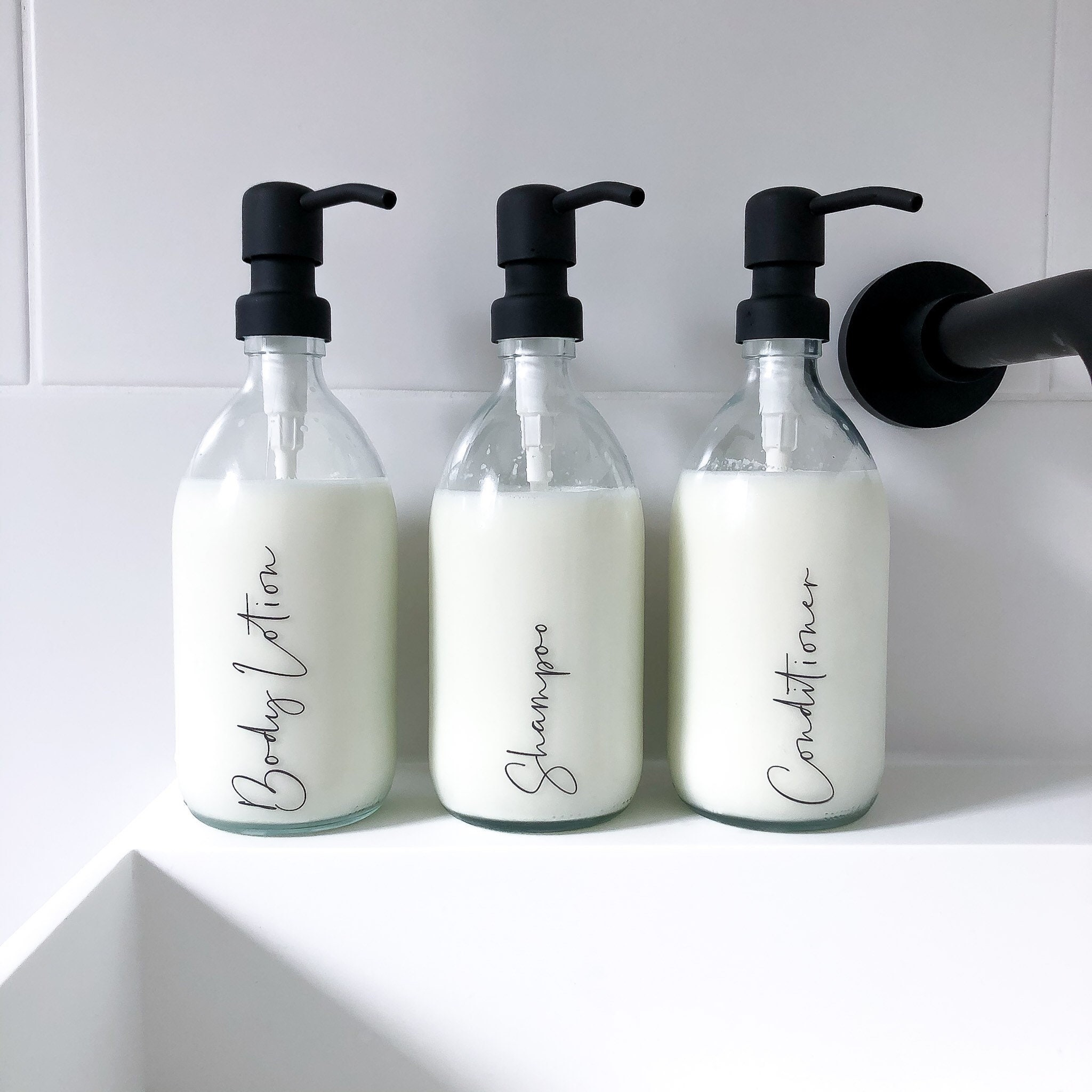 500ml Recycled Plastic Bathroom Soap, Bathroom Soap Dispensers