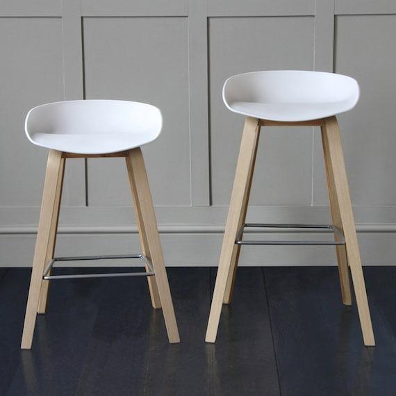 sale retailer c0d4f 7d51a Shoreditch Scandinavian/Nordic Style Kitchen Counter Bar Stool