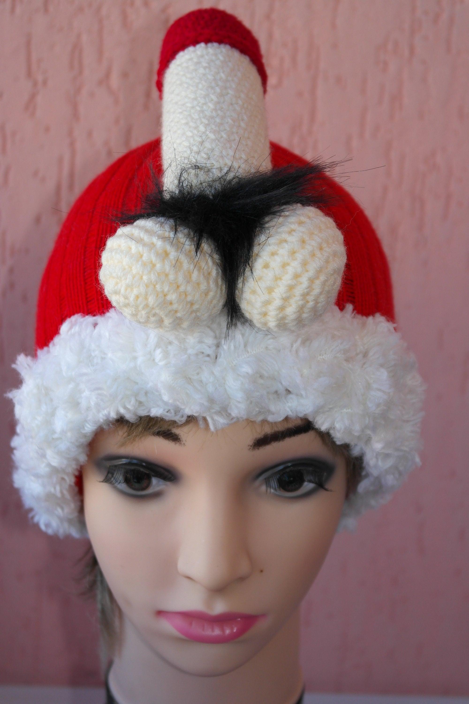 Mütze Weihnachtsmann Mütze Muschi weihnachtsmütze Freundin