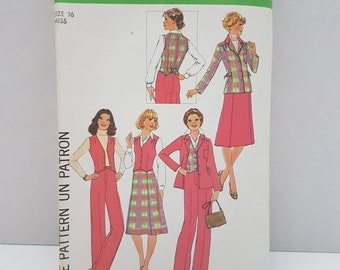 e3c3e197263d2 Simplicity sewing pattern 7999
