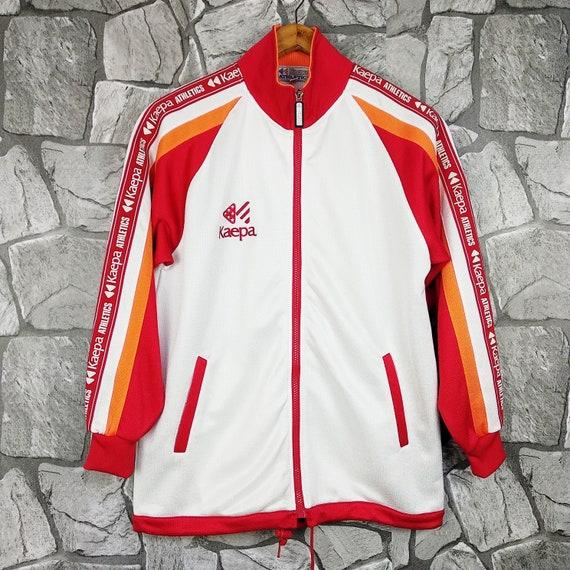 Vintage Kaepa Athletics Sport Sportswear Track Jacket Medium  2a834a5516976