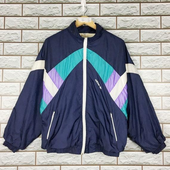 Vintage Lakers Adidas Jacket