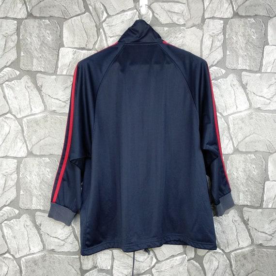 Women's Adidas Originals Trefoil Satin Jacket (£68) ❤ liked