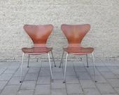 Model 3107 Butterfly Chair by Arne Jacobsen for Fritz Hansen 39 50