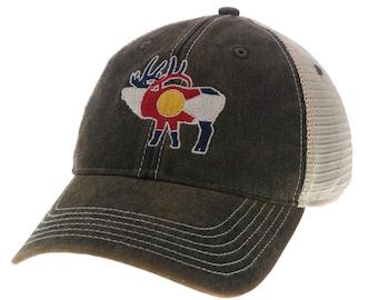 bc6050e31d8e81 Colorado trucker hat | Etsy