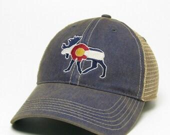 94edeff4365 Colorado moose hat