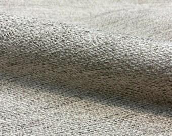 Sunformance Outdoor Aurora Praline Linen Fabric By The Yard