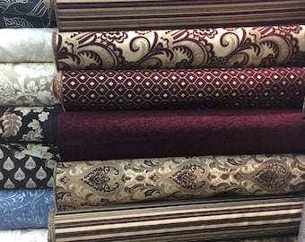 SINGLE Fabric samples affordable home fabrics