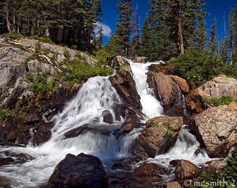 Diamond Lake Falls