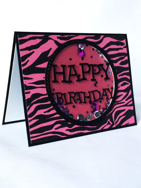 Happy Birthday Card-Tween Birthday Card-Girly Birthday   Etsy
