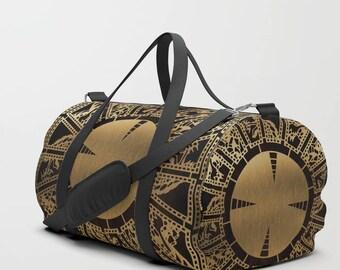 Hellraiser Lament Configuration Side A Duffle Bag - 3 Sizes Available