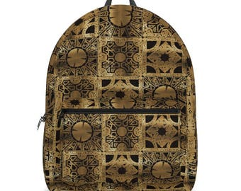 Hellraiser Backpack, Lament Configuration Spread