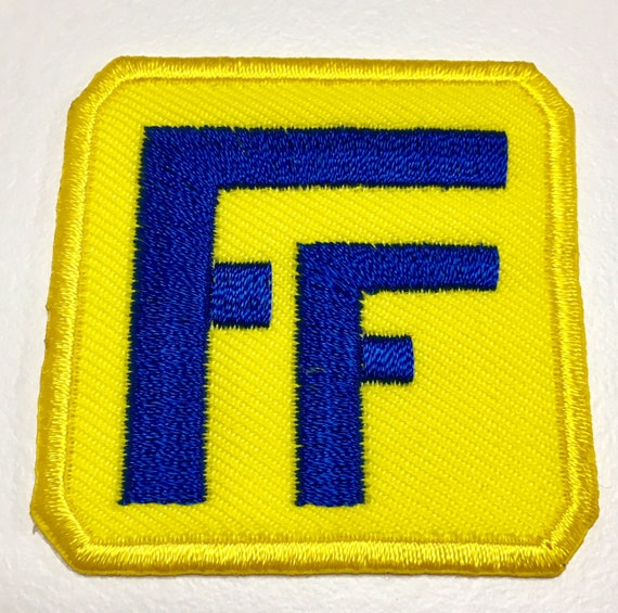 Fix-It Felix Jr Patch Set Cosplay Costume Embroidered Iron On Patch Set Iron on