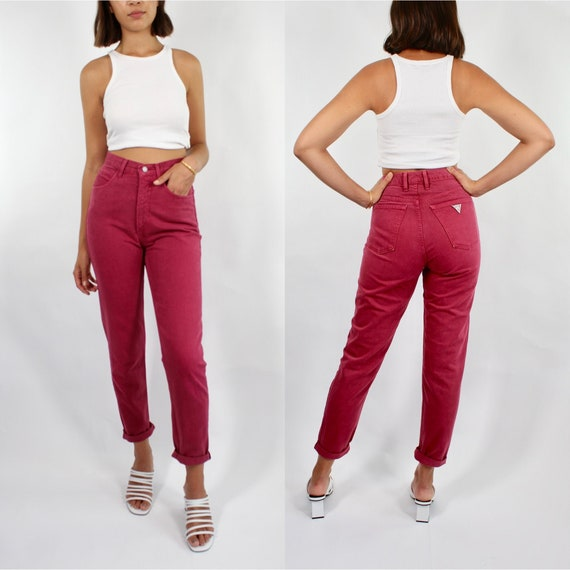 Pink Guess Jeans