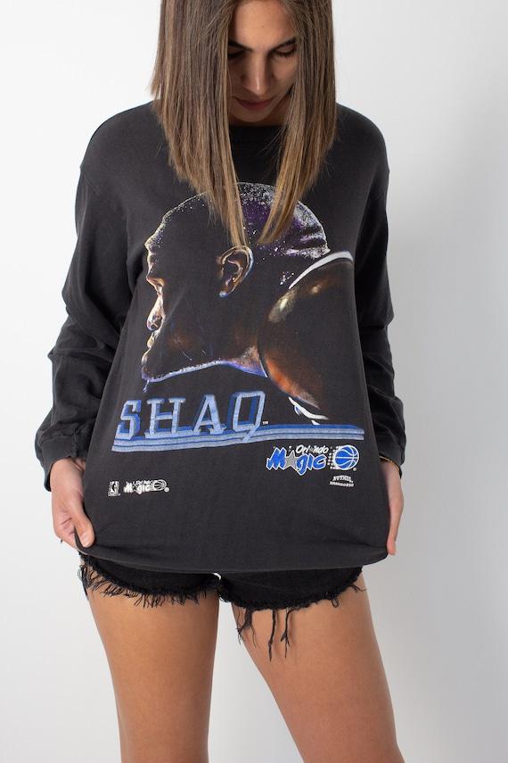 90s SHAQ Shaquille O'Neal NBA T-Shirt - XS/S/M
