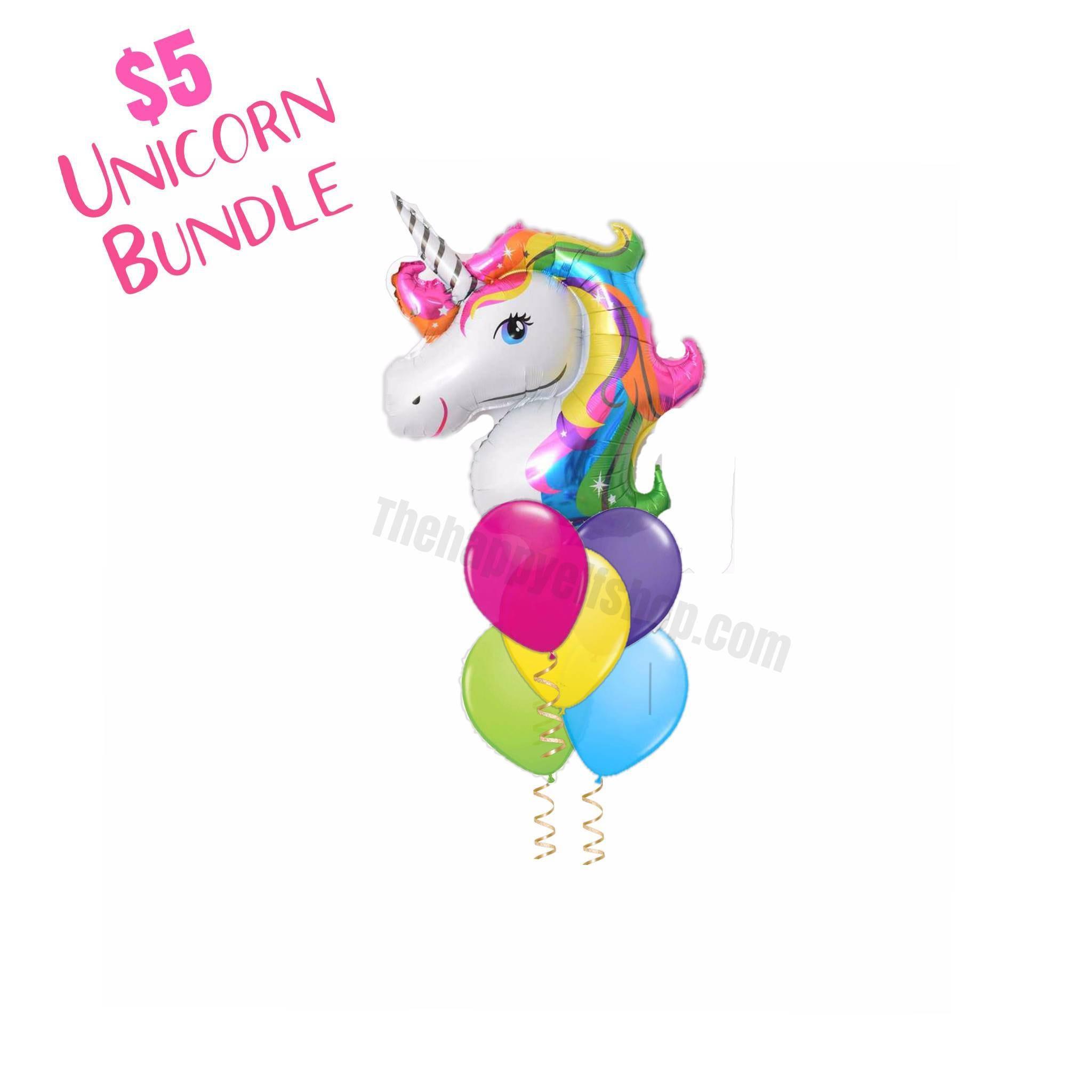 33 Unicorn balloon  unicorn party decor  unicorn party
