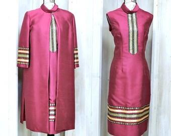 dc1c4c195 1960s dress and coat
