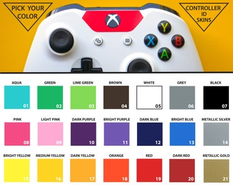 Skin Sticker Carbon Fiber Console And Controller Decal For Microsoft Xbox One S Bright In Colour Video Game Accessories Faceplates, Decals & Stickers