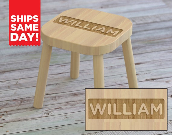 Admirable Stool Step Stool Name Stool Kids Stool Toddler Step Stool Kids Step Stool Wooden Step Stool Wood Stool Kids Name Stool Personalized Caraccident5 Cool Chair Designs And Ideas Caraccident5Info