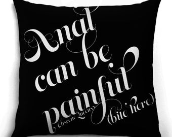 Pillow for anal pain