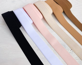35mm Wide Plush Band Elastic