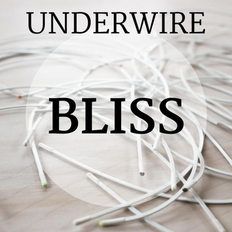 BLISS Bra-Underwires Sizes 34-52 image 0