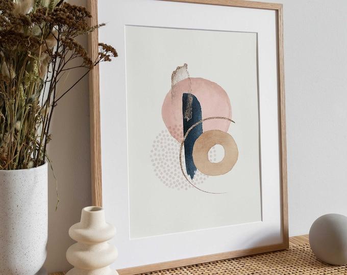 Abstract Wall Art Print, Abstract Poster, Abstract Print, Modern Print, Custom Print