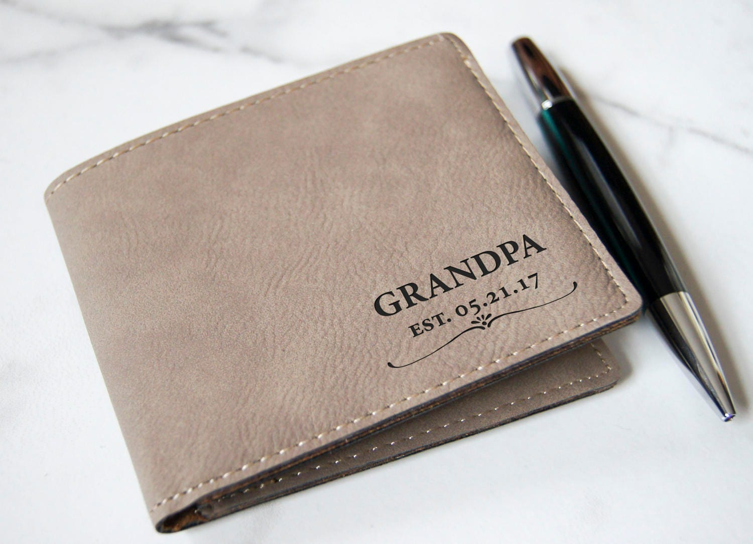 355086d01b141 Personalized Mens Wallet